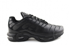 Nike Air Max Plus TN Black Leather