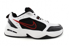 Nike Air Monarch White/Black/Red