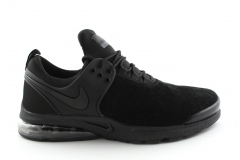 Nike Air Presto All Black Suede