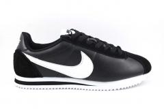 Nike Cortez Black/White 21955