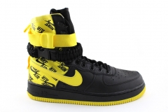 Nike Special Field Air Force 1 Black/Yellow