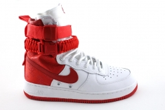 Nike Special Field Air Force 1 White/Red