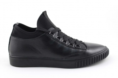 Rasht Sneaker High Black