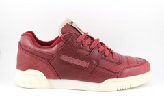 Reebok Classic Workout Plus Burgundy/White