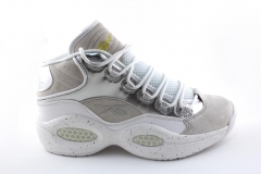 Reebok Question Mid Grey/Silver