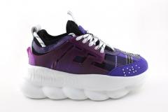 Versace Chain Reaction Purple/White