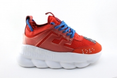 Versace Chain Reaction Red/White