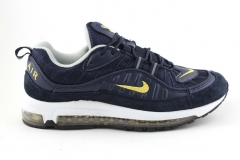 Nike Air Max 98 Navy/Yellow
