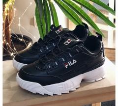 Fila Disruptor 2 Leather Black/White