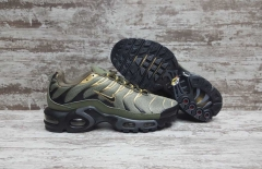 Nike Air Max Plus TN Olive/Gold