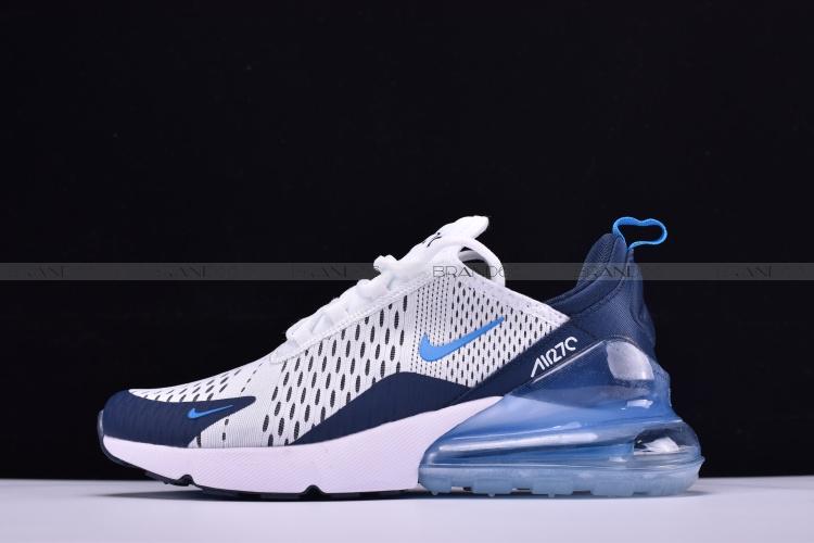 9f589ea3 Кроссовки Nike Air Max 270 White/Blue купить в Екатеринбурге ...