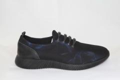 Y-3 Sneakers Black/Blue