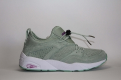 Puma Trinomic Blaze Of Glory Soft Mint Suede