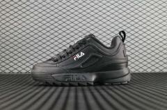 Fila Disruptor 2 Leather All Black