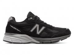 New Balance 990 V4 Black/Silver NB19