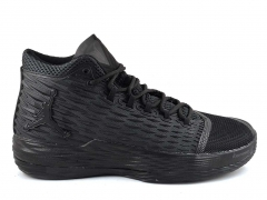 Air Jordan Melo M13 All Black AJ19