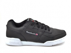 Reebok Classic Workout Plus Black/White R19