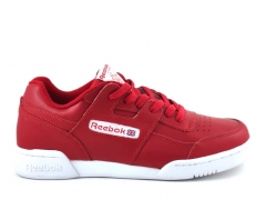 Reebok Classic Workout Plus Red/White R19