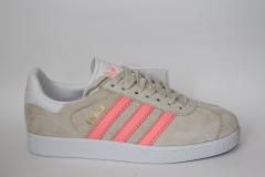 Adidas Gazelle Beige/Pink