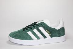 Adidas Gazelle Green/White