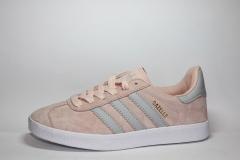 Adidas Gazelle Solid Peach/Grey
