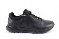 Ecco Black/Blue