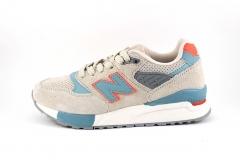 New Balance 998 Beige/Blue