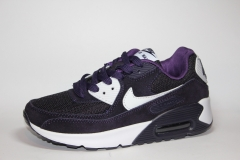 Nike Air Max 90 purple/white