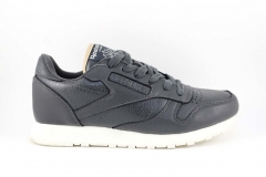 Reebok Classic Leather Dark Grey