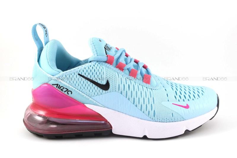 d9089672 Кроссовки Nike Air Max 270 Blue/Pink купить в Екатеринбурге | Brand66.ru