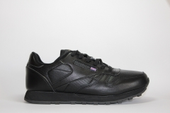 Reebok Classic Leather All Black 6701