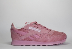 Reebok Classic Nylon All Pink