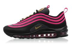 Nike Air Max 97 Ultra '17 Black/Pink