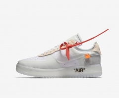 Off-White x Nike Air Force 1 Low White