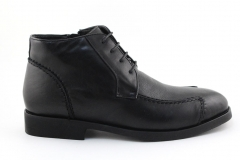 Зимние кожаные ботинки Simonspark A043