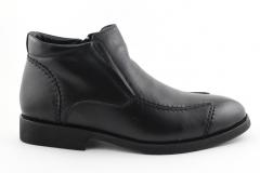 Зимние кожаные ботинки Simonspark A044