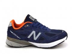 New Balance 990 V4 Blue NB19