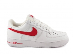 Nike Air Force 1 Low White/Red