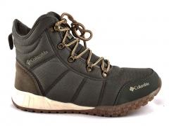 Ботинки Columbia Fairbanks CL19 Olive (с мехом)