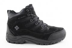 Ботинки Columbia Gunnison Black (с мехом)