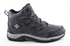 Ботинки Columbia Gunnison Grey (с мехом)