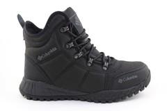 Ботинки Columbia Fairbanks Black (с мехом)