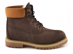 Timberland 6-inch Brown AT20 (натур.мех)