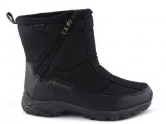 Ботинки Keepwarm Wateproof Black (с мехом)