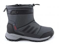 Ботинки Adidas Terrex Grey (с мехом)