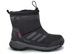 Ботинки Adidas Terrex Black/Grey AD20 (с мехом)