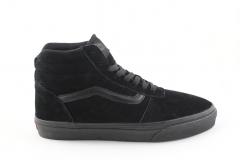 Vans Sk8-Hi MTE All Black (с мехом)