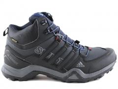 Adidas Terrex SwiftR Mid Blue (натур. мех)