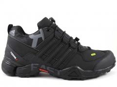 Adidas Terrex Fast 380 Black (c мехом)