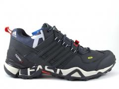 Adidas Terrex Fast 380 Navy (c мехом)